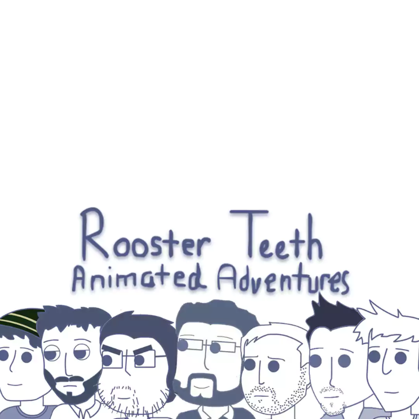 Rooster Teeth Animated Adventures Logo