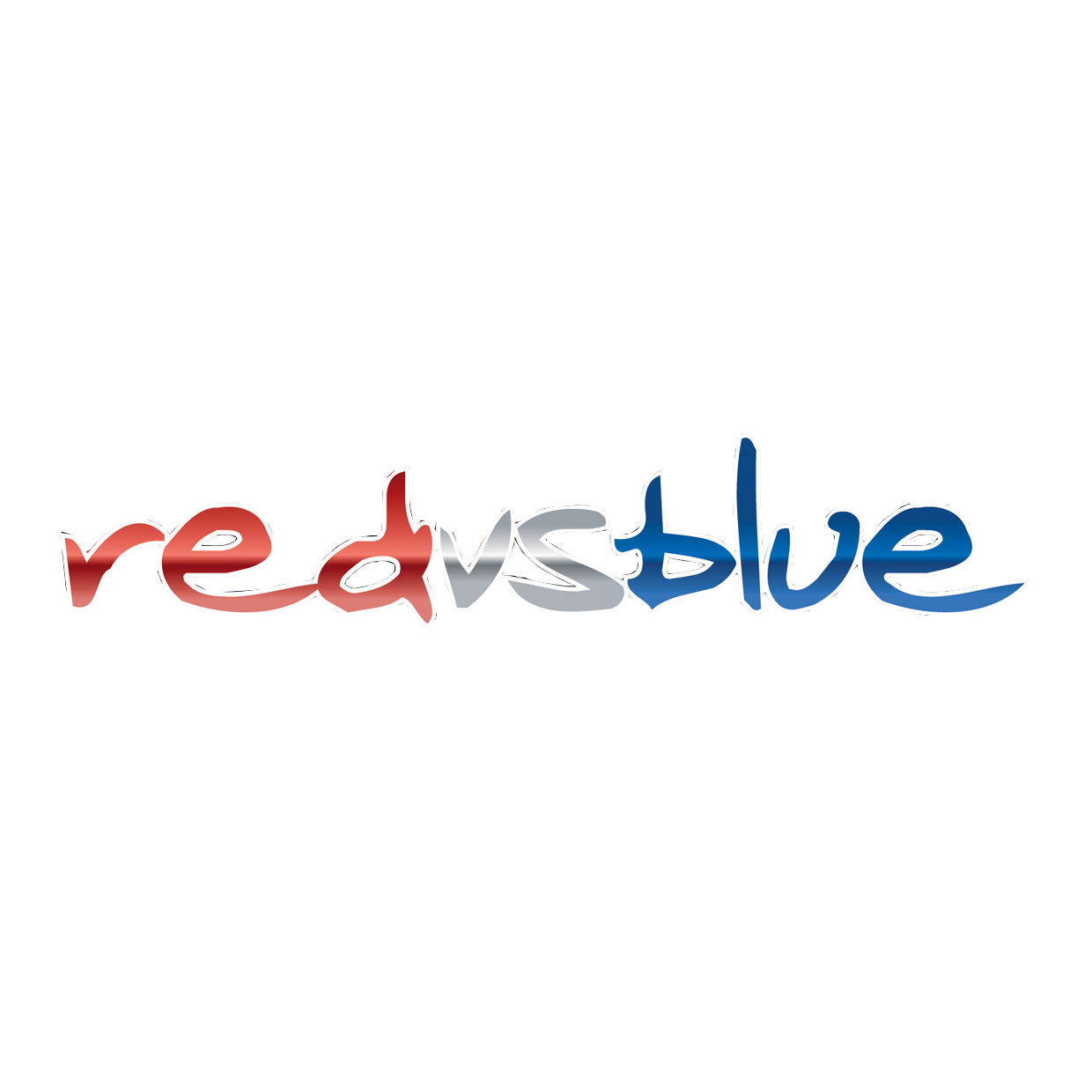 Red vs Blue  Rooster Teeth Square Logo
