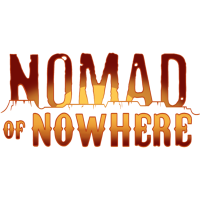 Nomad of Nowhere Logo Rooster Teeth