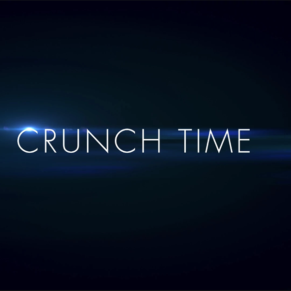 Crunch Time Rooster Teeth Square Logo