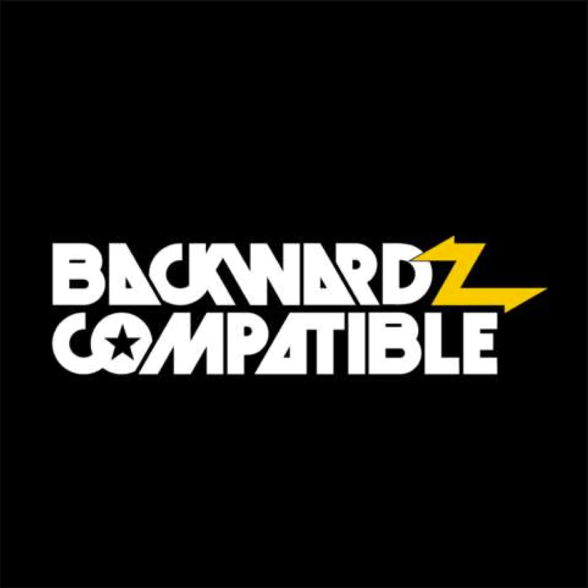 Backwardz Compatible Rooster Teeth Logo