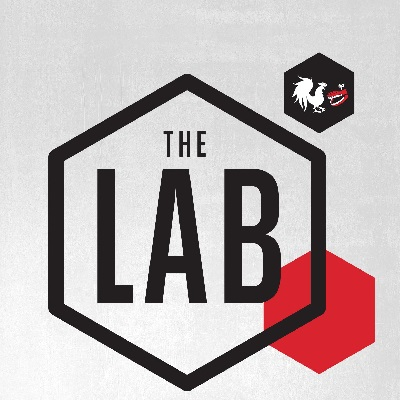 The Lab Logo Rooster Teeth