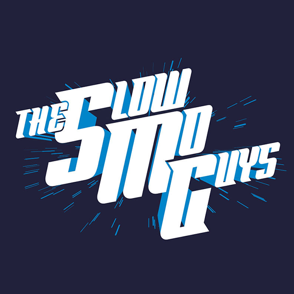Slow Mo Guys Rooster Teeth Square Logo