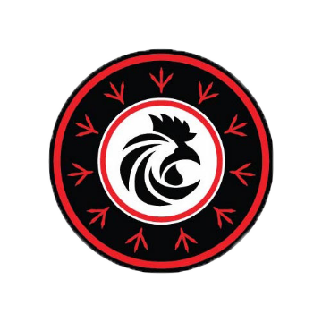 11 Little Roosters Rooster Teeth Square Logo