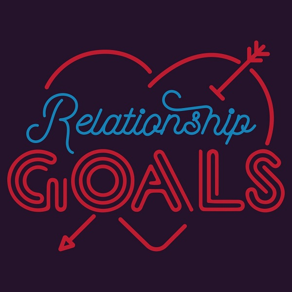 Relationship Goals Rooster Teeth Square Logo