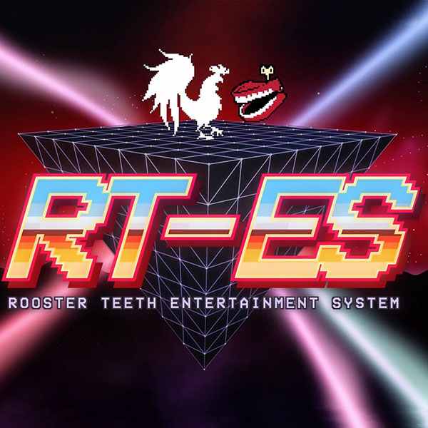 Rooster Teeth Entertainment System - RTES Logo