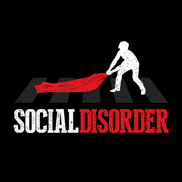 Social Disorder Logo Rooster Teeth