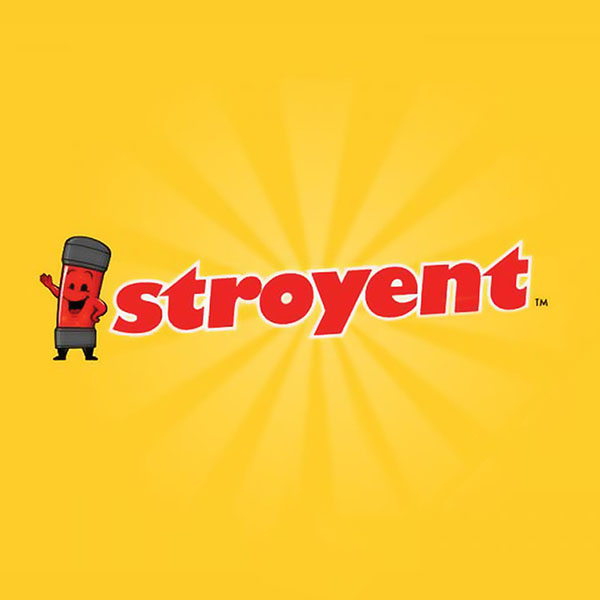 Stroyent Logo Rooster Teeth