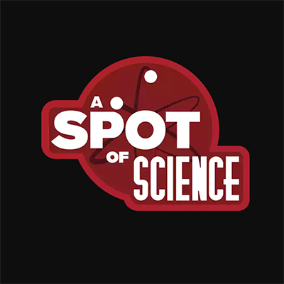 A Spot of Science Logo Rooster Teeth