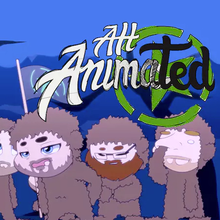 Achievement Hunter Animated Logo
