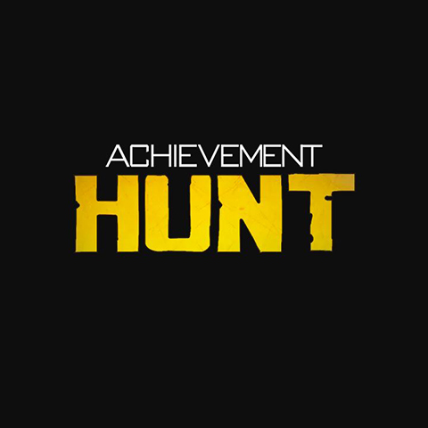 Achievement HUNT Logo Achievement Hunter