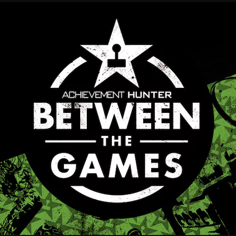 Between the Games Logo Achievement Hunter