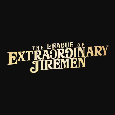 League of Extraordinary Jiremen Logo Funhaus