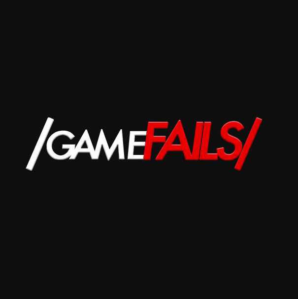 Game Fails Logo Achievement Hunter