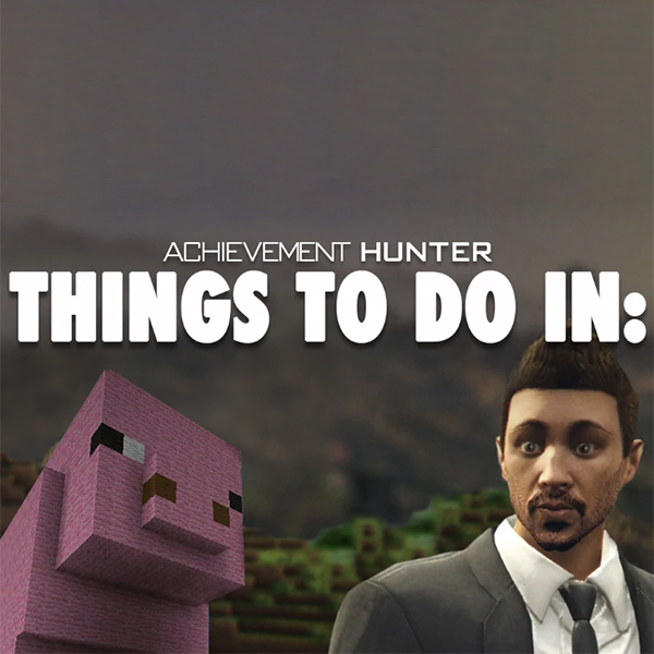 Things to Do in Logo Achievement Hunter