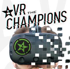 VR the Champions Logo Achievement Hunter