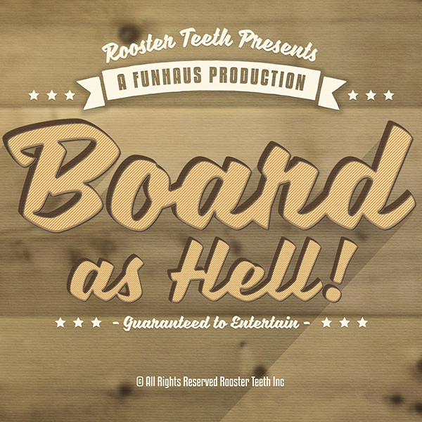 Board as Hell Logo Funhaus