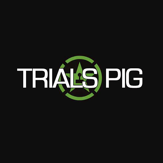 Trails PIG Logo Achievement Hunter