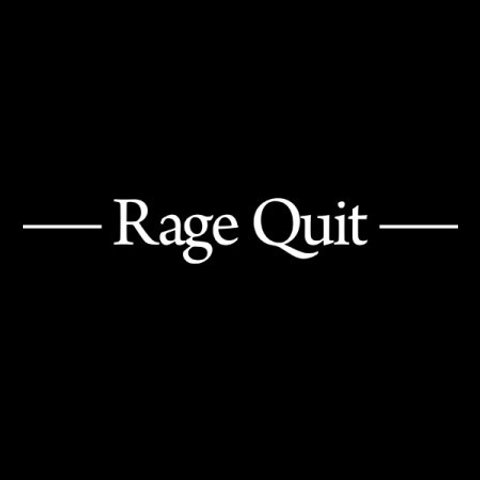 Rage Quit Logo Achievement Hunter