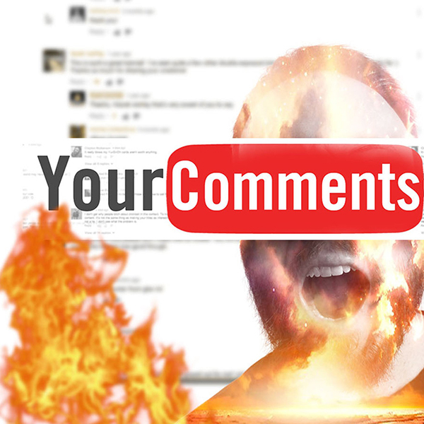Your Comments Logo Funhaus