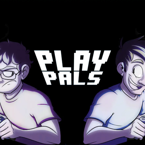 Play Pals Logo Achievement Hunter
