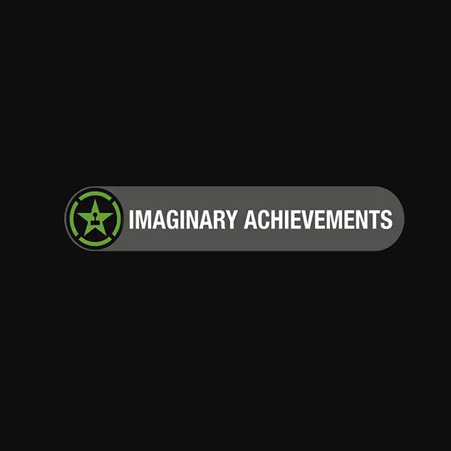 Imaginary Achievements Logo Achievement Hunter