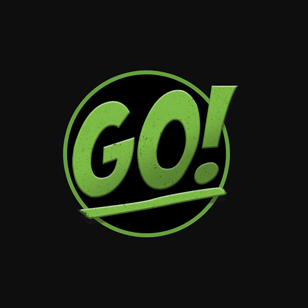 Go! Logo Achievement Hunter