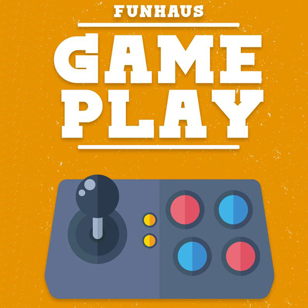 Game Play Logo Funhaus