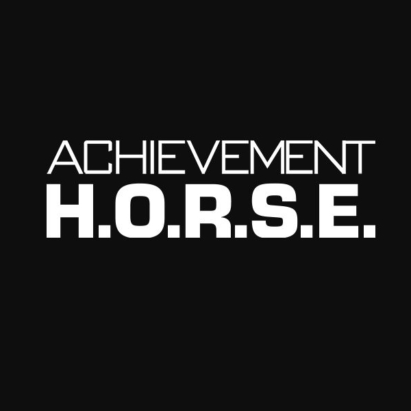 Achievement HORSE Logo Achievement Hunter