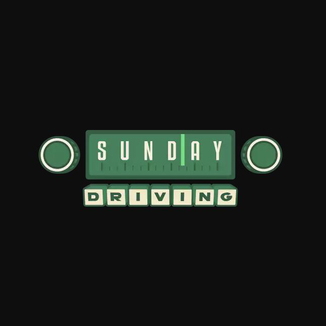 Sunday Driving Logo Achievement Hunter