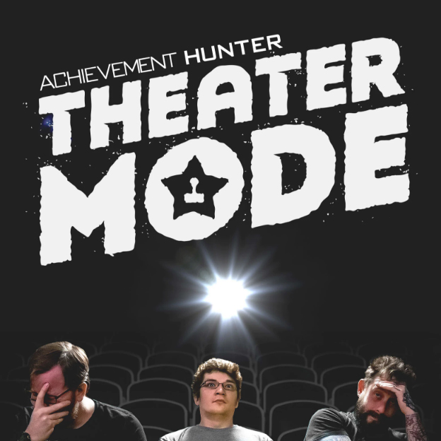 Theater Mode Logo Achievement Hunter