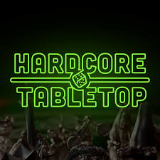 Hardcore Tabletop Logo Achievement Hunter