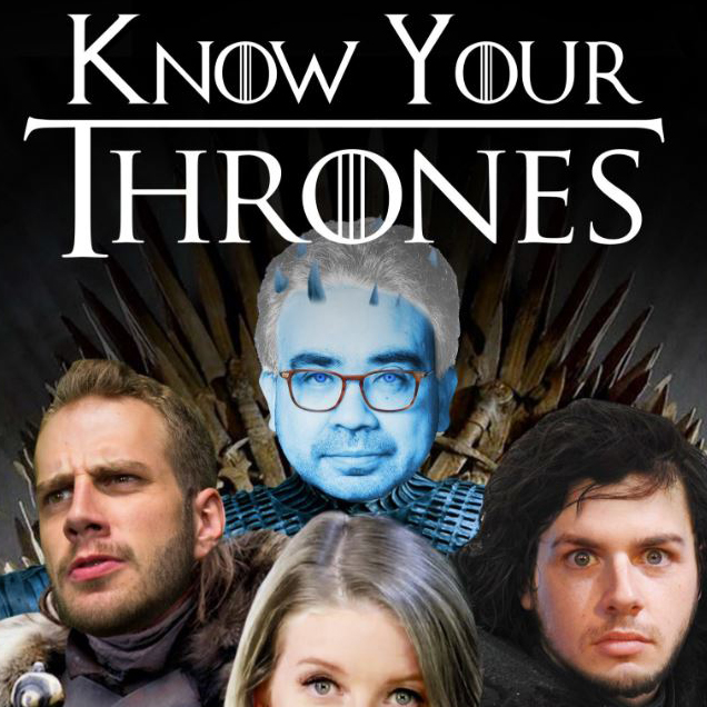 Know Your Thrones Logo The Know