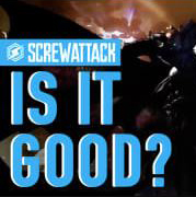 Is it Good Logo ScrewAttack