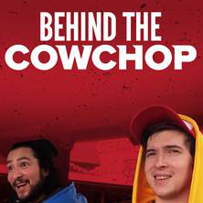 Behind the Cow Chop Logo