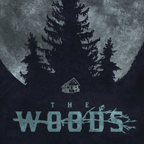 The Woods Logo Sugar Pine 7