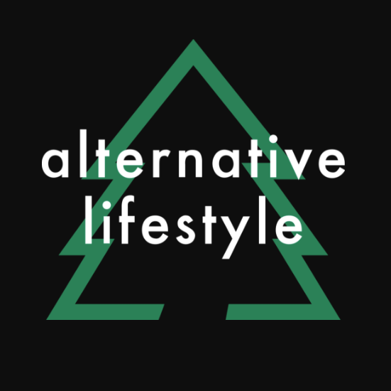 Alternative Lifestyle Logo Sugar Pine 7