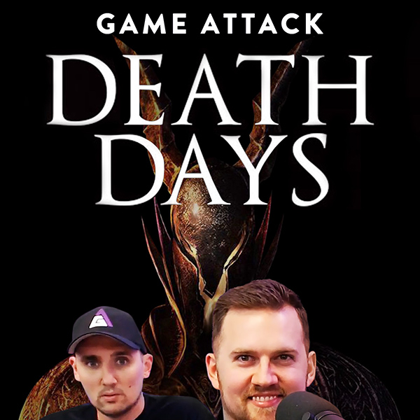 Death Days Logo Game Attack