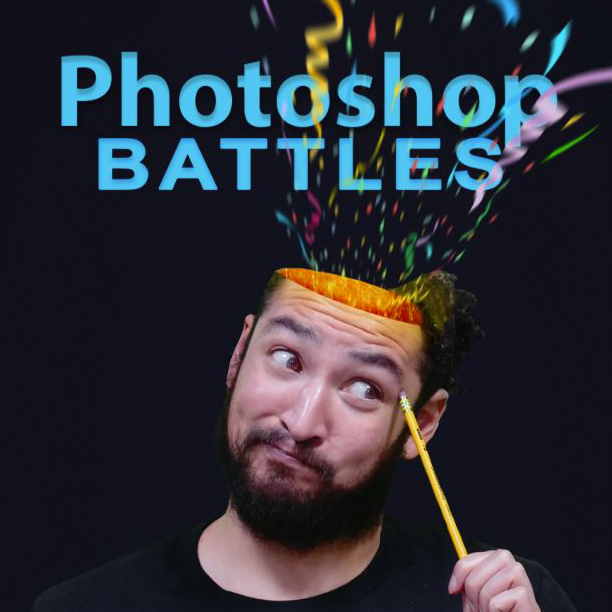 Photostop Battles Logo Cow  Chop