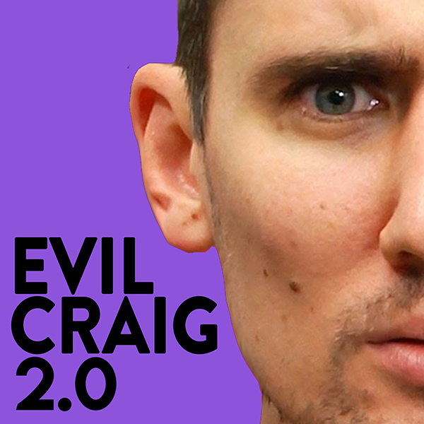 Evil Craig 2.0 Logo Game Attack