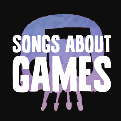 Songs About Games Logo JT Music