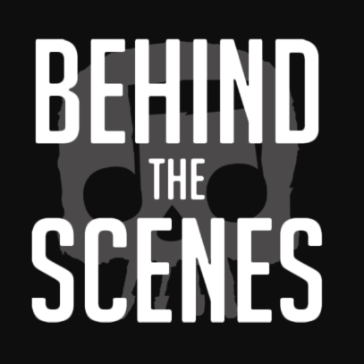Behind  the Scenes Logo JT Music