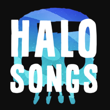 Halo Songs Logo JT Music