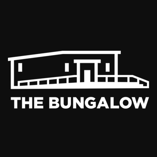 The Bungalow Rooster Teeth Square Logo