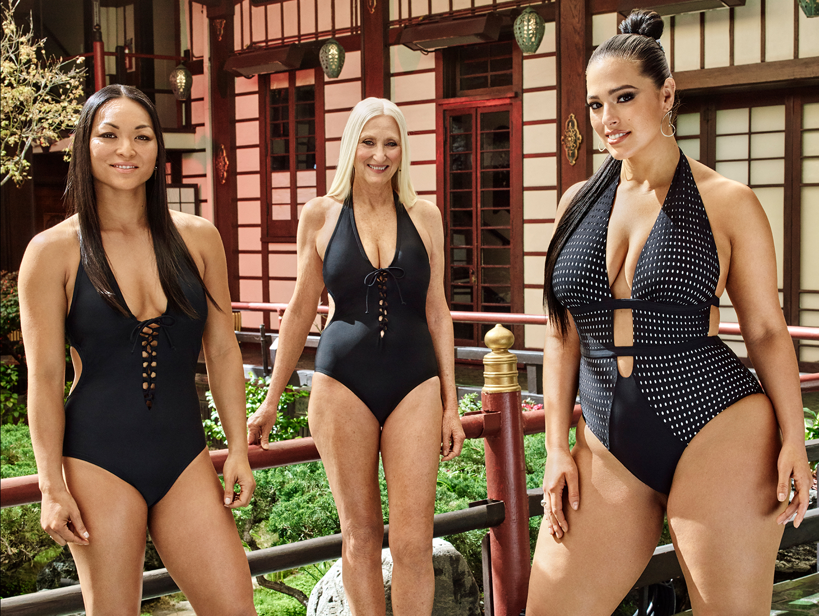 ashley graham x swimsuits for all | 2017 collection