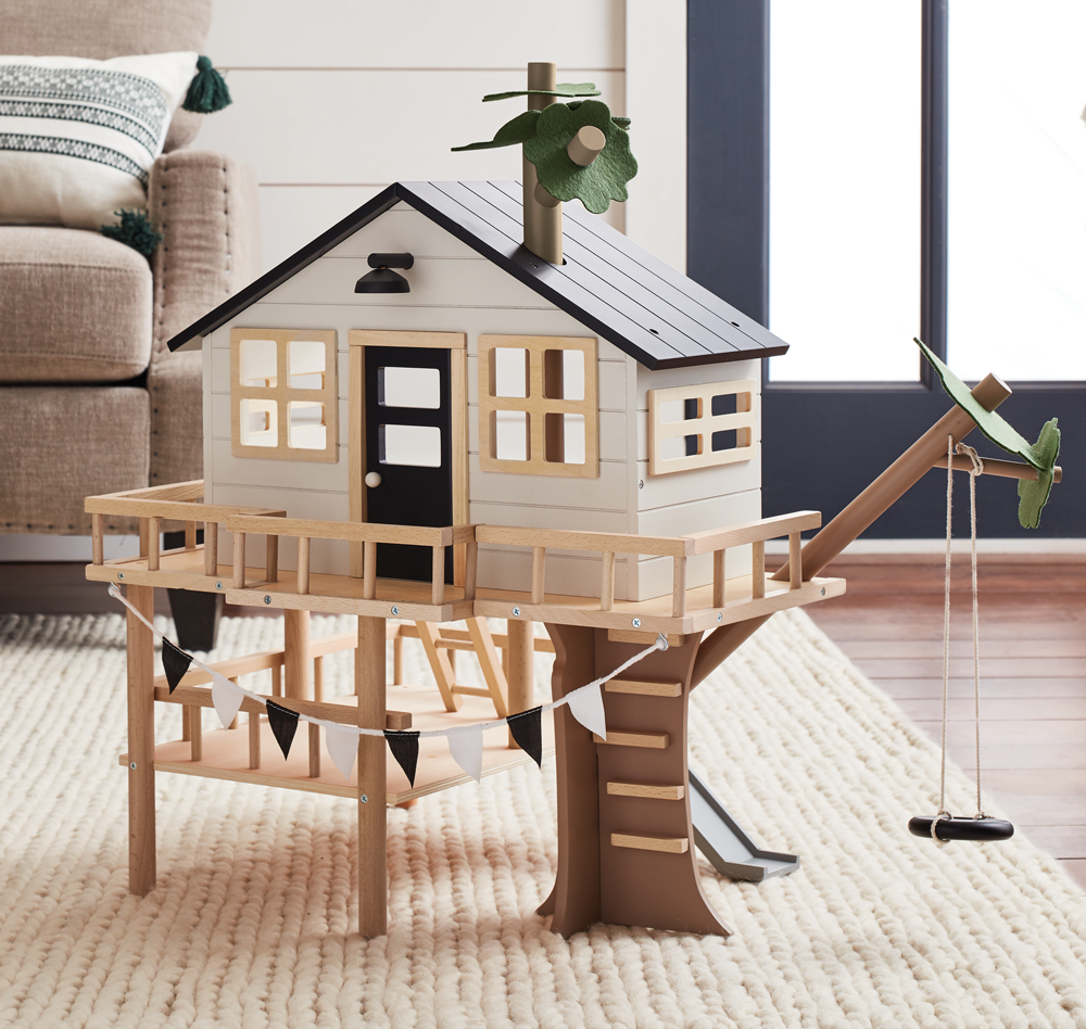 A Hearth and Hand Toy playhouse