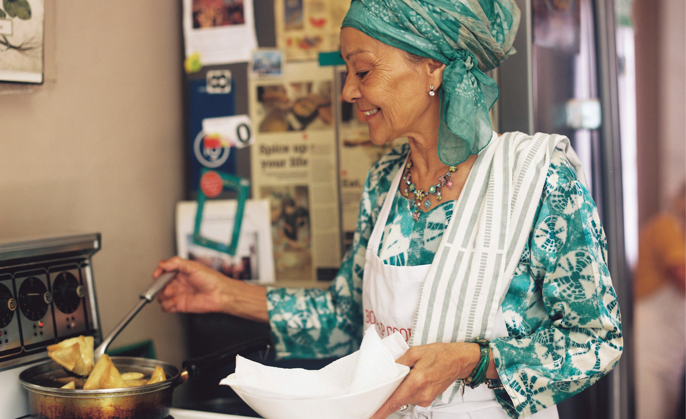 cape town culture cooking women kitchen