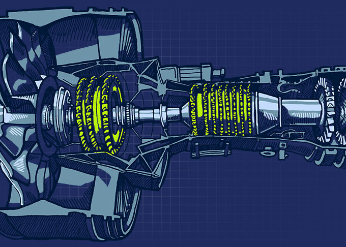Reinventing the jet engine | Preparing for 9 billion | The