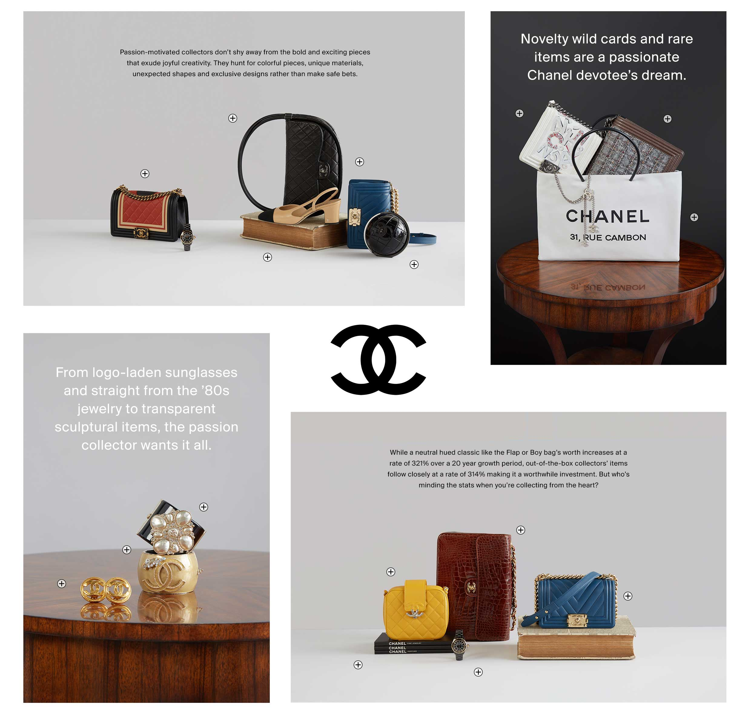 40299e79b46 05062018pm Womens Passion Collector s Guide To Chanel