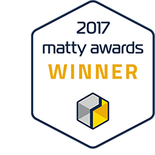 Matty Awards Winner 2017